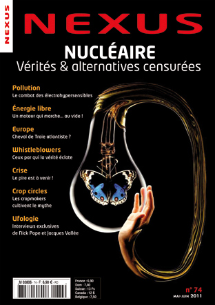 Couverture du magazine Nexus